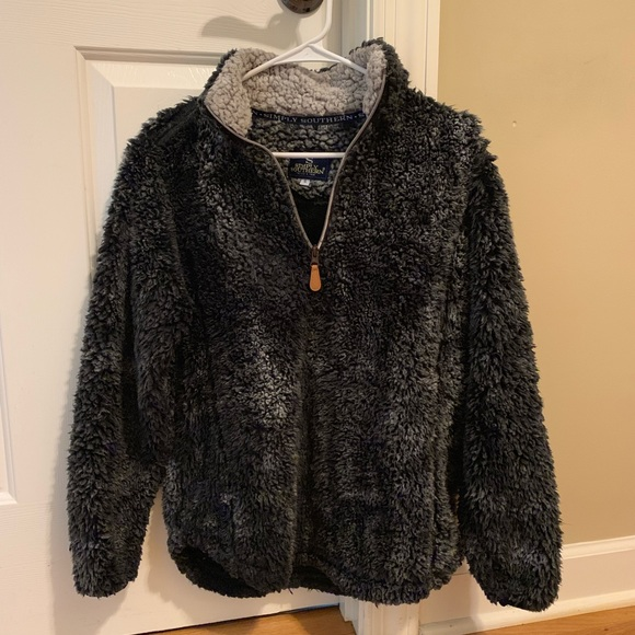 3d45bfaad6 Simply Southern Jackets & Coats   Pullover   Poshmark